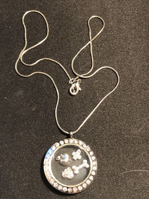 CHARM FILLED NECKLACE NIB for Sale in Hamden, CT