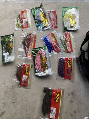 Swim baits for Sale in Round Rock, TX