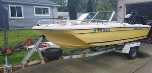 1977 Bayliner tri-hull for Sale in Seattle, WA