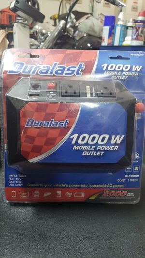 Duralast Inverter for Sale in Murrieta, CA