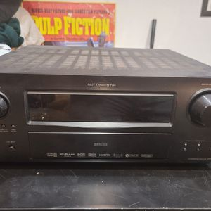 denon receiver as is free for Sale in Queens, NY
