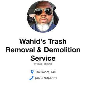 Trash Removal Snow Removal as well for Sale in Baltimore, MD
