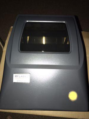 Barcode Label Printer Only for Sale in Atlanta, GA