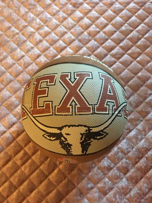 Men's Texas Longhorns Basketball for Sale in Knoxville, TN
