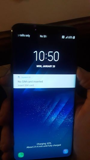 Samsung Galaxy S8 for Sale in Lakewood, CA