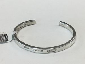 Tiffany an co Sterling silver bangle for Sale in Tampa, FL