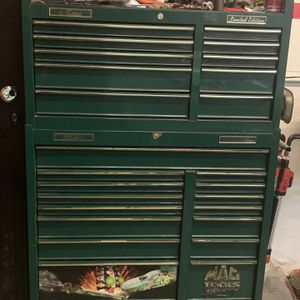 Mac Tool Box Limited Edition Gator Nation for Sale in Bridgeport, CT