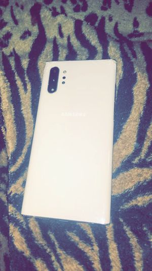 Samsung Galaxy Note 10 PLUS (+) for Sale in Columbus, OH
