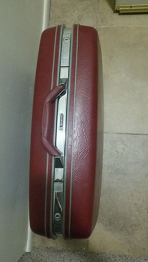 Sansonite vintage luggage for Sale in Redlands, CA