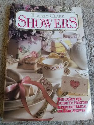 Beverly Clark shower book for Sale in Erie, PA