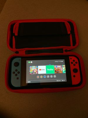 Nintendo Switch with Accessories!! for Sale in Escondido, CA
