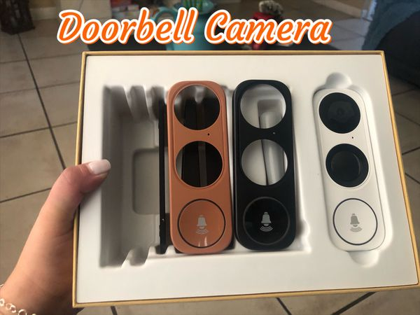 Doorbell camera 3 megapixels