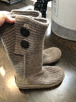 Ugg boots size 4 (fit ladies 6-6 1/2) for Sale in Murfreesboro, TN