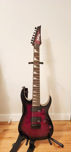 7 String Ibanez Guitar for Sale in Portland, OR