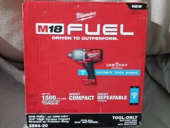 Milwaukee 3/4 High Torque Impact Wrench Tool Only for Sale in Miami,  FL