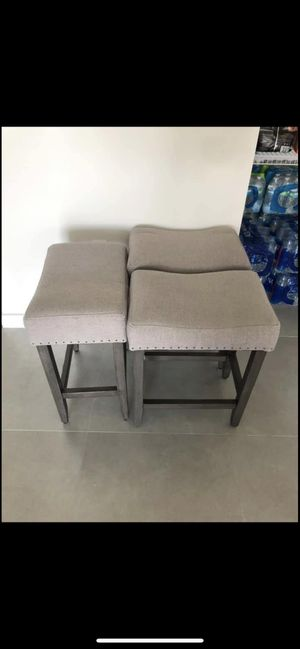 Barstools (Short) for Sale in Miami, FL