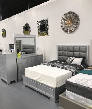 CLOSE OUT SALE!!! BRAND NEW QUEEN BEDROOM SET!!! ONLY $99 DOWN!! for Sale in TEMPLE TERR, FL