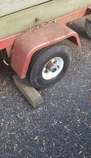 4 x 8 manual dump trailer for Sale in Chesterfield, VA