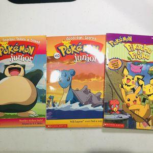❗️FREE ❗️ Pokémon Books for Sale in Stickney, IL