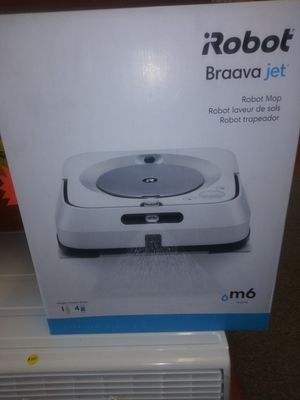 Braava Robot Mop/M6. 110 for Sale in Columbia, SC