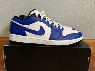 Jordan 1 Low. Game Royal. Size 10 for Sale in Vancouver,  WA