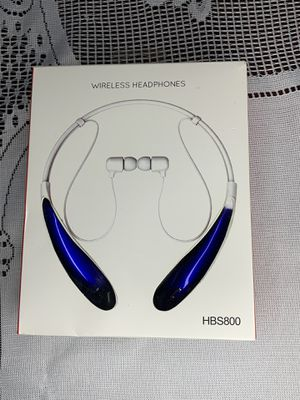Wireless Bluetooth headphones for Sale in Knoxville, TN