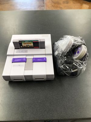 Super Nintendo for Sale in Fort Worth, TX