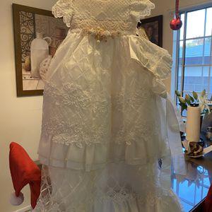 Vestido De Bautizo for Sale in Los Angeles, CA