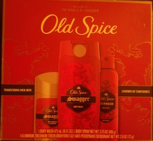 3pc Old Spice Set( Swagger) for Sale in Detroit, MI