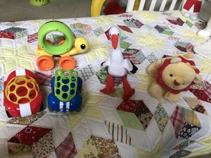 Some baby toys for Sale in Fairfax, VA