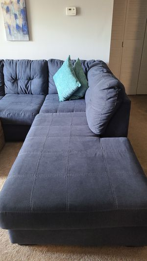 Couch with Sectional for Sale in Tampa, FL