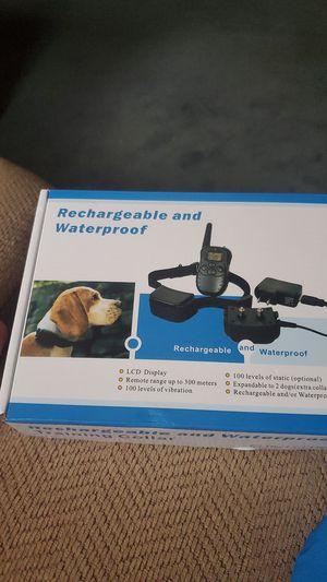 Dog bark collar for Sale in Jonesborough, TN
