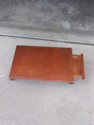 Small wooden desk for Sale in Parker, CO