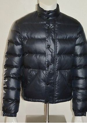 Burberry Mens Winter Quilted Puffer Jacket Size XL for Sale in Queens, NY