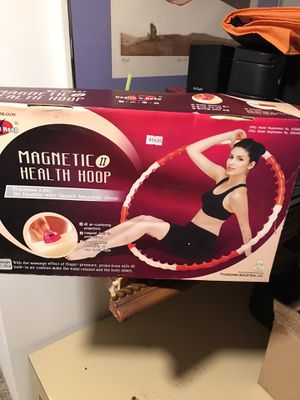 New Magnetic Health Hoop for Sale in Baltimore, MD