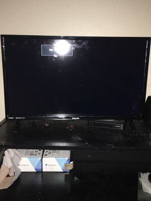 24 inch Phillips tv for Sale in Buffalo, NY
