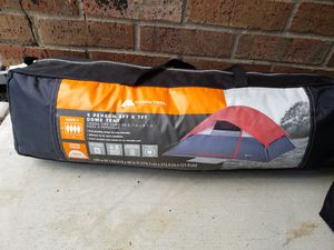 Ozark Trail 4'x9' Four Person Tent for Sale in Paducah, KY
