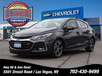 2019 Chevrolet Cruze for Sale in Las Vegas,  NV