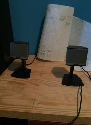 Bose companion 3Series 2 multimedia speaker system for Sale in Columbus, OH