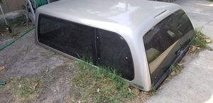 Silverado 2003 camper shell for Sale in Anaheim, CA