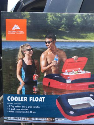 New ! Texas Flag inflatable cooler float. Pool lake beach river raft for Sale in San Antonio, TX