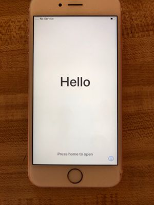 iPhone 6s (PARTS) for Sale in Hesperia, CA