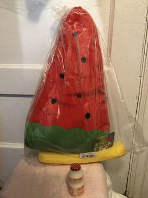 Watermelon Popsicle Plush Stuffed Animal from (Toreba Crane Game) for Sale in San Francisco, CA