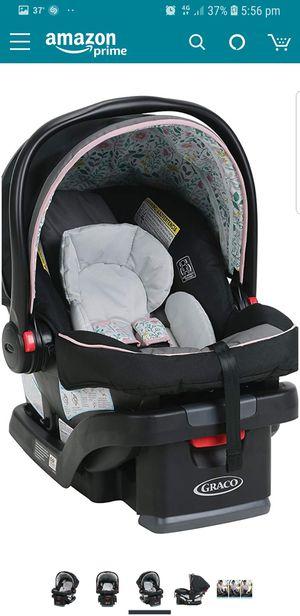 Graco snug ride car seat . for Sale in Brooklyn, NY