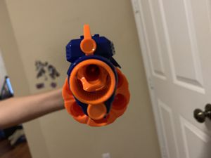 Small nerf gun works perfect for Sale in Fort Lauderdale, FL