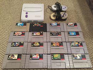 Super Nintendo lot for Sale in Ontario, CA