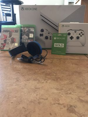 Brand New Xbox One (Never Opened) for Sale in Phoenix, AZ