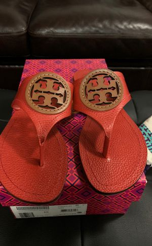 Tory Burch sandal size 7.5 for Sale in San Francisco, CA