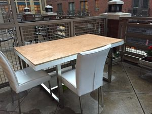 Dining Table and four chairs for Sale in Washington, DC