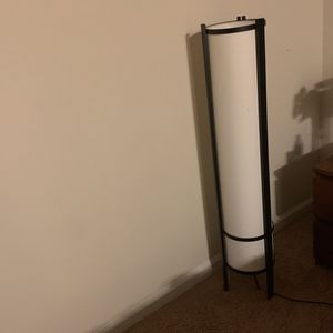 Japanese Floor Lamp Tall for Sale in Centreville, VA